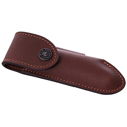 Max Capdebarthes Taschenmesser-Etui Laguiole Tradition 13 cm, Choco