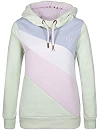 Eight2Nine Damen Sweat-Hoodie mit Colourblock und Kapuze 62fbb0ddc8