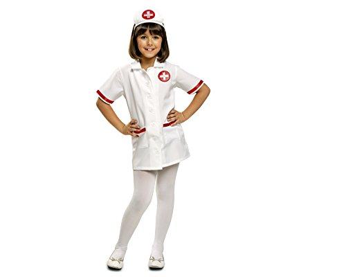 Imagen de my other me  disfraz de enfermera, talla 5 6 años viving costumes mom00945