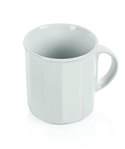 Kaffeebecher Becher Porzellanbecher Pott Mug Porzellan