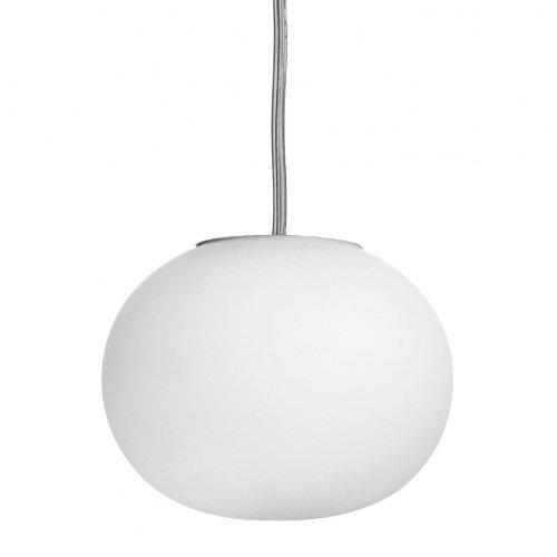 Flo's Mini Glo Ball S Lampe suspension Blanc Ø11 cm Mat