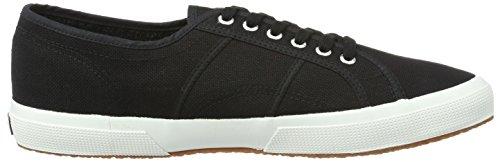 Superga S4s, Chaussures de Gymnastique Mixte Adulte Noir