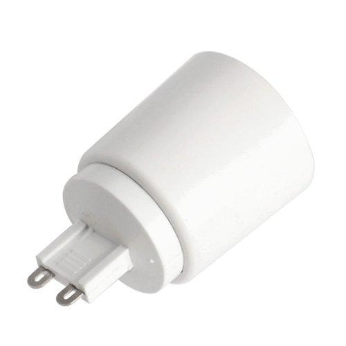 AnySell G9auf E27Sockel Halogen CFL Glühbirne Lampe Adapter Konverter Halter -