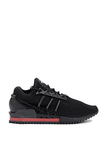 finest selection 9c846 f9819 adidas Y-3 Yohji Yamamoto Mens Ac7192 Black Fabric Sneakers