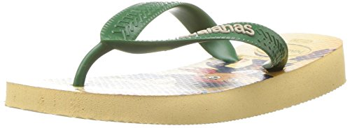 Havaianas Jake and The Pirate Weiss Groesse 33/34 BR/Big Kid (3/4 M US) US /