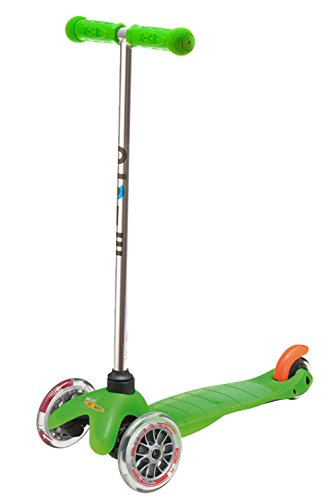 micro-kinderroller-mini-grun