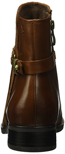 Caprice 25328, Bottes Classiques Femme Marron (Cognac Comb 315)