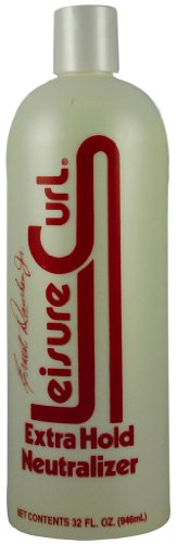 Leisure Curl Neutral Solution - Extra Hold 960 ml (Pack of 2)