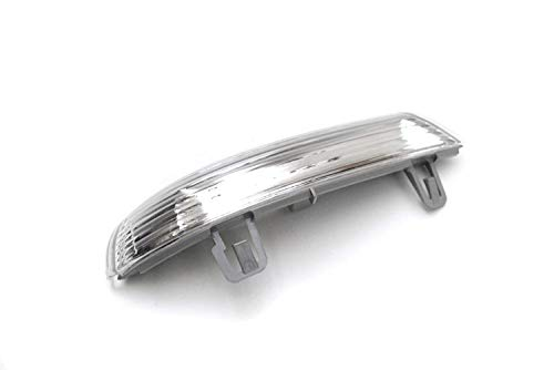 Original Volkswagen VW Ersatzteile LED Spiegel Blinker, links (Golf 5, Jetta, Passat 3C) (Auto Blinker Spiegel)