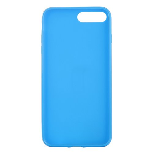 Hülle für iPhone 7 plus , Schutzhülle Für iPhone 7 Plus Solid Color Glatte Oberfläche TPU Fall ,hülle für iPhone 7 plus , case for iphone 7 plus ( SKU : IP7P7502W ) IP7P7502L