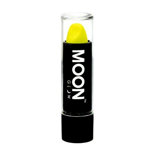 Moon Glow -Neon UV Lippenstift4.5gIntensiv Gelb–ein spektakulär glühender Effekt bei...