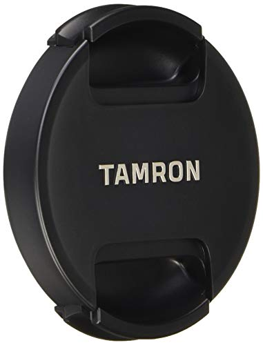 62mm Front Lens Cap (Tamron Objektivdeckel 62mm MKII Front-Schwarz)