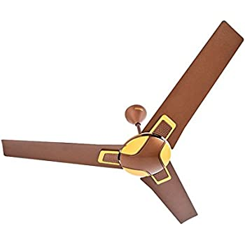 Usha EX5 1200mm Ceiling Fan (Chestnut Brown)