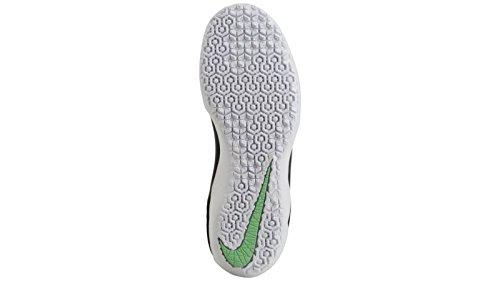 Nike  JR Hypervenomx Pro IC, Chaussures de course pour homme (903 MTLC RD BRNZ/BLK-GRN GLW-W)