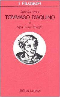 Introduzione a Tommaso d\'Aquino