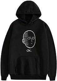 ONE PUNCH-MAN Anime Hoodies Sweatshirts Autumn Fleece Hoodie Sweatshirt Warm Casual Men Clothing Fashion Super