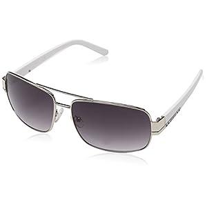 Guess GU0114F Gafas de sol, Gris (Grigio), 63 para Hombre