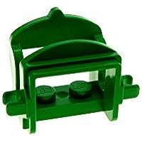 1 x Lego System Tier Pferd Sattel blau 1 Clip Indianer Western Castle 4491a