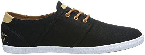 Faguo Cypress, Baskets mode mixte adulte Noir (003 Black)