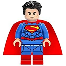 Superman inspirado en LEGO