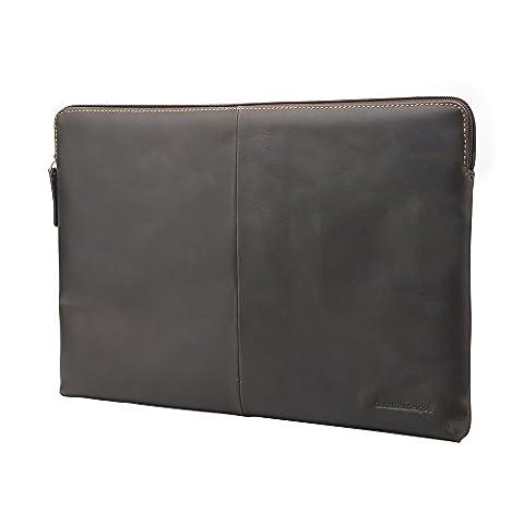 dbramante1928 Skagen Hochwertige Ledertasche Hülle für Apple MacBook Retina und Air 13