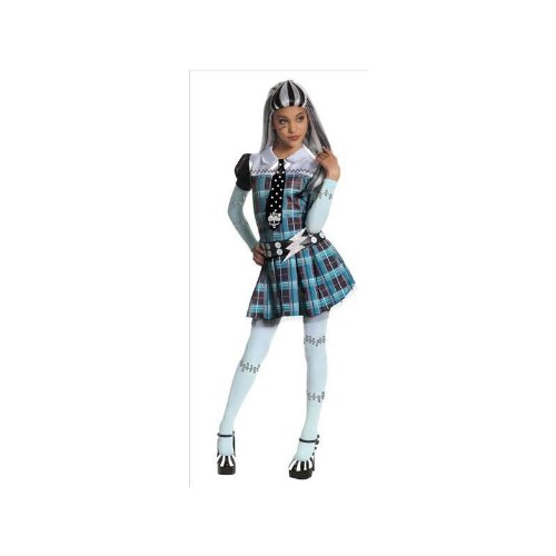 Kinder Frankie Monster Kostüm High - Komplettkostüm Monster High