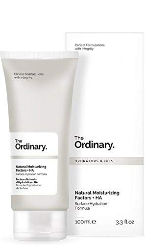 tores Naturales Hidratantes + HA - 100ml - The Ordinary ()