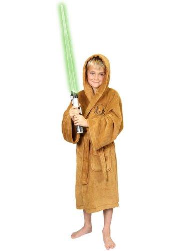 Groovy UK Kinder Bademantel Star Wars Jedi, Gr. L (10-12 ()