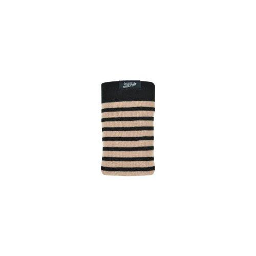 jean-paul-gaultier-etui-chaussette-pour-telephone-portable-motif-mariniere-noir-beige