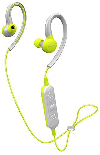 Pioneer SE-E6BT(Y) Auriculares deportivos inalámbricos in-ear (6 horas de reproducción
