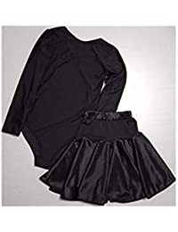a6f4ff6a0c Amazon.it: gonne lunghe nere - Abbigliamento specifico: Abbigliamento