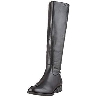 Tamaris Damen 1-1-25530-23 Hohe Stiefel, Schwarz (Black 1), 38 EU