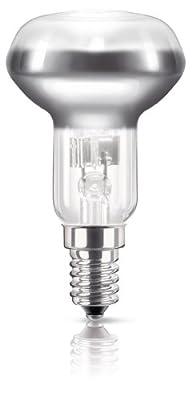 Philips 82042300 ECOCLASSIC30 NR50 18W E14 30D M Energiesparende Hochvolt-Halogen Reflektorlampe von Philips - Lampenhans.de