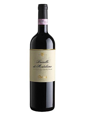 BRUNELLO di Montalcino DOCG - Melini - Vino rosso fermo 2013 - Bottiglia 750 ml