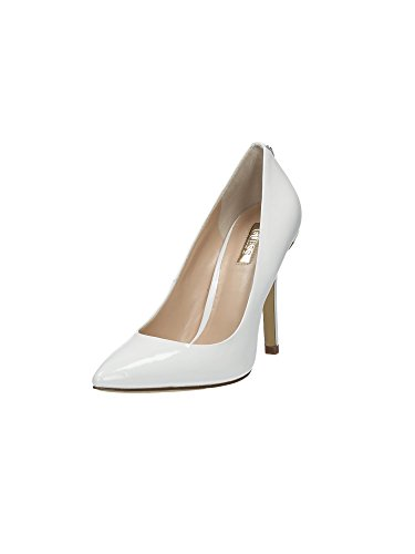 GUESS Damen Pumps Highheels Stilettos Weiß Weiß