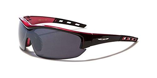 X-Loop ® Sonnenbrillen - Sport - Radfahren - Skifahren - 100% UV400 Schutz