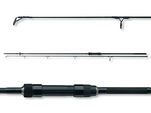 Daiwa Black Widow Stalker Carp 3,00m 2tlg 3lb 3,00lb 11571-306 Karpfenrute (Black Widow Fisch)