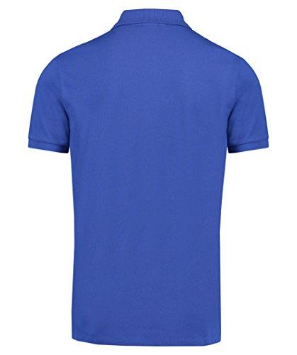 """HUGO Herren Poloshirt """"Pallas"""" Regular Fit Kurzarm Bleu"""