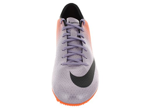 Nike - Mercurial veloce fg - Chaussures football lamelles Orange