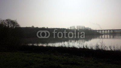 leinwand-bild-70-x-40-cm-obersee-bild-auf-leinwand