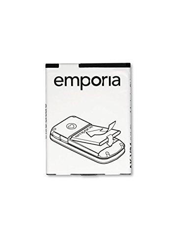 emporia akku Emporia AK_V34 Ersatzakku (1020mAh) weiß
