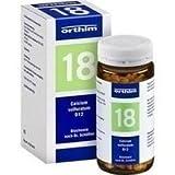 Biochemie Orthim 18 Calcium sulfuratum D 12 Tablet 400 stk