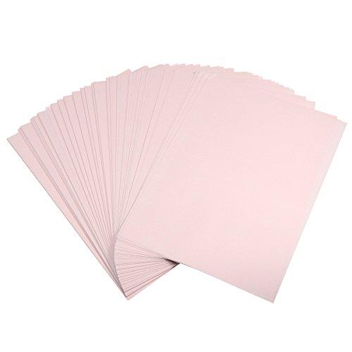 TuToy 100Pcs A4 Dye Sublimation Heat Transfer Film Papier Für Polyester Cotton T-Shirt -