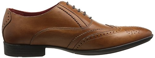 Base London  Governor,  Scarpe stringate uomo Beige (Beige (Burnished Tan))