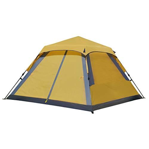 Catrp marca pop up tenda da campeggio 3-4 persone automatico immediato impermeabile cupola tenda di famiglia