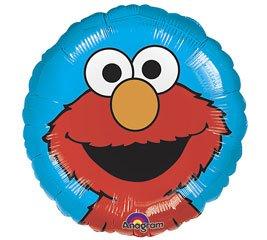 Party-Destination 172642 Hooray for Elmo Folienballon (Elmo Party)