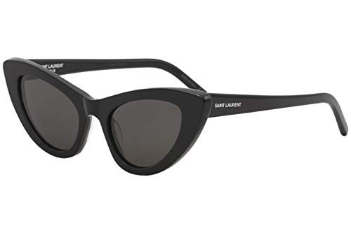 Gafas de Sol Saint Laurent LILY SL 213 BLACK/GREY mujer