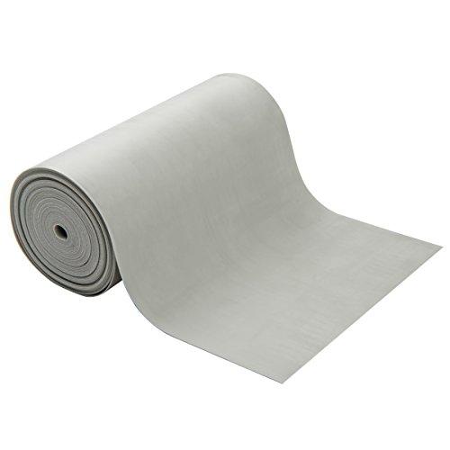 Trainingsband / Gymnastikband, Länge 5,5 m, CanDo® Go-Band, silber (sehr sehr schwer)