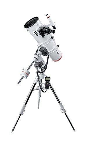 Bresser Messier Télescope NT-150S/750 EXOS-2 EQ-5 GoTo Blanc