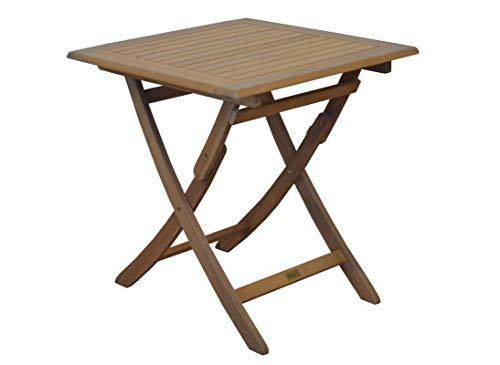 Proloisirs Table en Eucalyptus Sophie